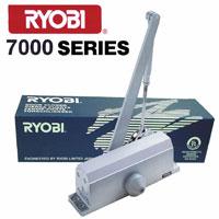 Model  \ RYOBI\  1000 series Door Closer  sc 1 th 200 & ROYBI Door Closer
